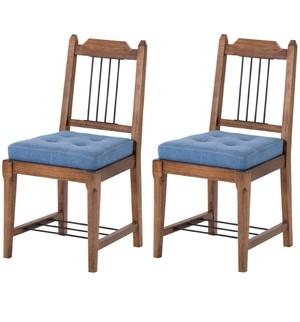 Mindy Dining Chairs 2Set / ダイニングチェア 2脚セット