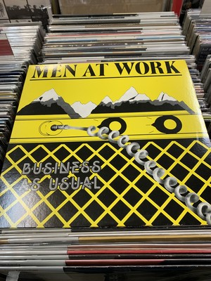 Men At Works / Buisiness As Usual[LP/Used]