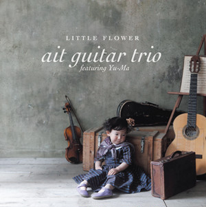 "コピー:ait guitar trio featuring Yu-Ma "" LITTLE FLOWER """