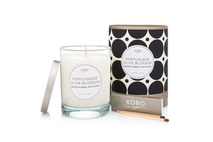 KOBO PORTUGUESS OLIVE BLOSSOM CANDLE