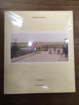 【古書】Andreas Gursky Fotografien 1984 - 1993