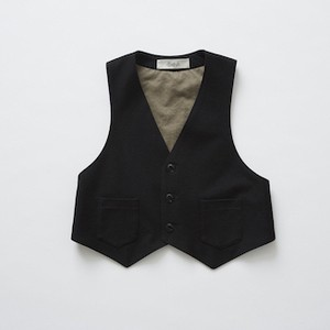 Ceremony vest black 110