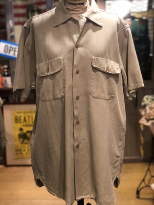 US.ARMY  BDシャツ 40-50s  vintage アメリカ USA