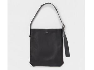 """Hender Scheme  """" one side belt bag big """" Black"""