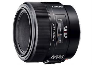 50mm F2.8 Macro「SAL50M28」【展示開封品】