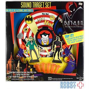 キッドディメンション バットマン アニメイテッドシリーズ サウンドターゲットセット