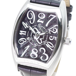 コグ COGU 腕時計 メンズ JH4 BBK 自動巻き ブラック
