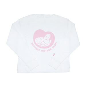 BOAT NECK SWEAT MATERNITY