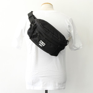 CONDITIONS WAIST BAG III (BLACK)