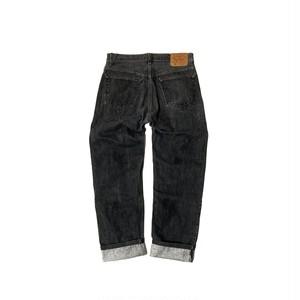"""90's """"LEVI'S / 501"""" BLACK DENIM PANTS"""