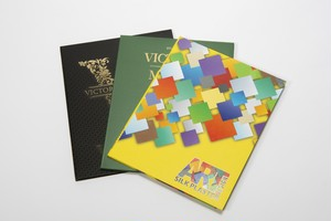 シルクプラスター カラーチャート3冊セット