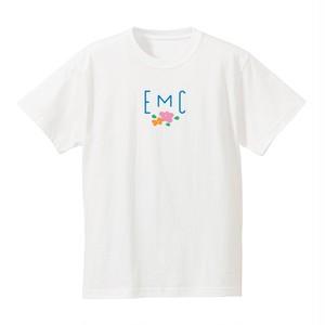 EMC フラワー Tシャツ