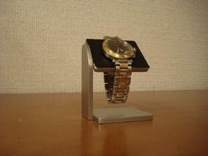 腕時計 飾る ブラックバー腕時計スタンド 13119