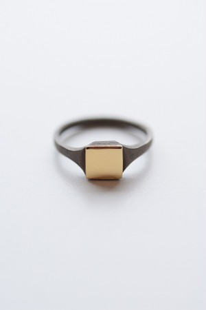 ROOCH 「Signet ring」(正方形)