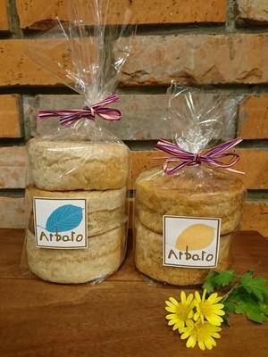アルバーロのパンとスープセット