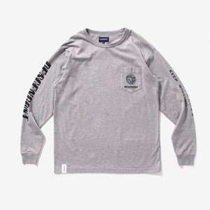 DESCENDANT MFG / CREW NECK LS / 182ATDS-CSM32