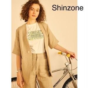THE SHINZONE/シンゾーン・ハーフスリーブジャケット
