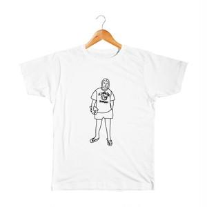 Vincent #2 Tシャツ(5.6oz)
