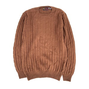 USED Jersild knit sweater - brown