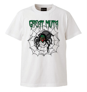 TWOPLATOONS × グレートムタ SPIDER-T / WHITE × GREEN