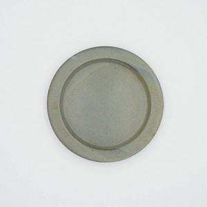 Ancient Pottery  (エイシェントポタリー)  PLATE  (プレート)  Sサイズ 【GRAY】