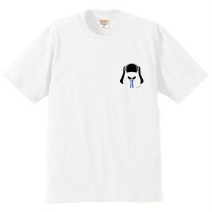 しらいちゃんモチーフTシャツ