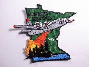 "PATCH""MINNESOTA AIR ATTACK"""