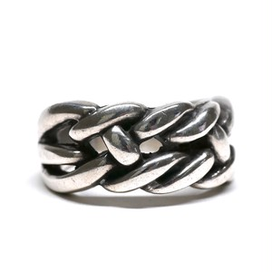 Vintage Mexican Braided Ring