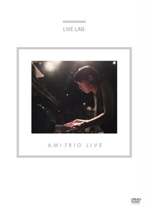 Live Lab. AMI TRIO LIVE / 福井アミ [DVD]