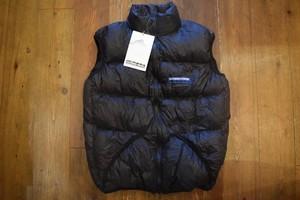 新品 フェザードフレンズ ヘリオスベスト ブラック M Helios Vest Black