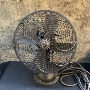 Japan Vintage 扇風機 芝浦製作所 動作品