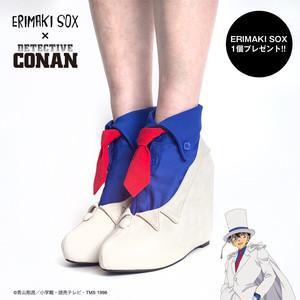 ERIMAKI SOX × 名探偵コナン(キッド Ver セット)
