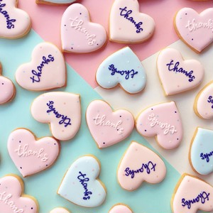 Sweet Dot Heart (10個単位でご購入ください@513)