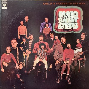 【LP】BLOOD SWEAT & TEARS/Child Is Father to The Man