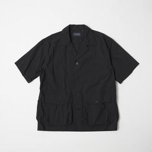 ポーターシャツ II ブラック