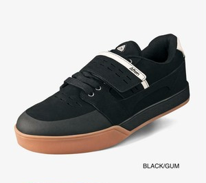 AFTON VECTAL SHOE  BLACK/GUM