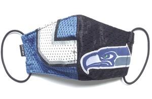 【デザイナーズマスク 吸水速乾COOLMAX使用 日本製】NFL  SPORTS MIX MASK CTMR 0929026