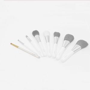 熊野化粧筆 アイブロウブラシ PW パールホワイト