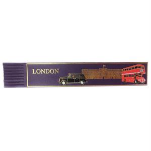 革製ブックマーク LONDON【パープル】R.C.Brady 90171-PURPLE