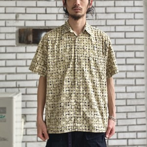 USED COTTON S/S SHIRTS