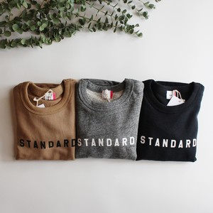 FOV STANDARD. スウェット キャメル/トップグレー/ブラック(S/M/L/XL/F) 619711※Mサイズまでメール便可