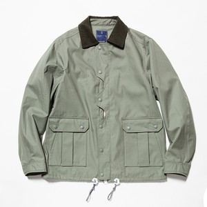 meanswhile  Fire-Resistant Game Jacket/SMOKED GREEN
