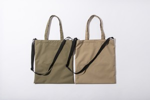 3 LAYER NYLON 2WAY BAG
