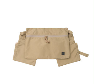 MIS-1037 GAME APRON_COYOTE TAN