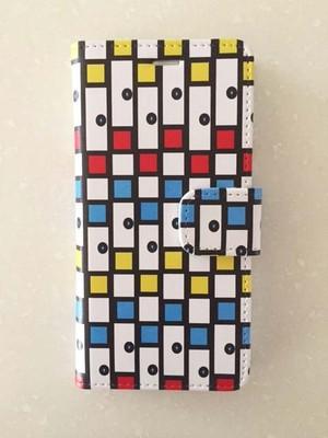 iPhone6/6S 手帳型ケース *いしだたみ*