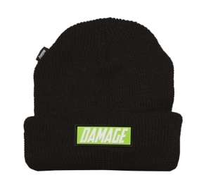 Damage / WOOL WATCH CAP