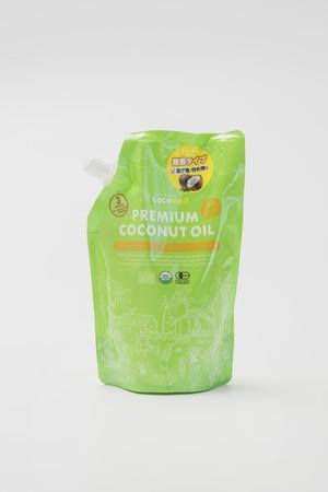 プレミアムココナッツオイル( 小460g)