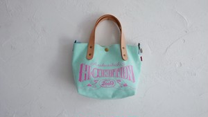 HANP SHOULDER TOTE BAG ( CREAM SODA )
