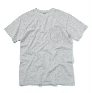 Good On / グッドオン | S/S CREW NECK POCKET T-SHIRTS _ Metal Gray