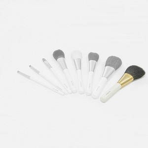 熊野化粧筆 フェイスブラシH PW パールホワイト